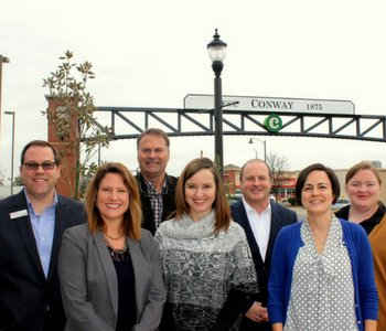 Seven new members join Conway Area Chamber's board of directors