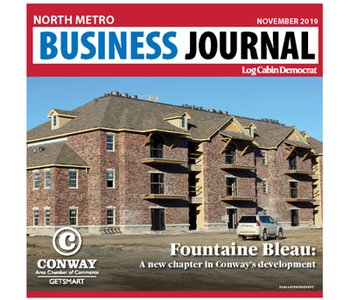 Fountaine Bleau: A new chapter in Conway's development [North Metro Business Journal]