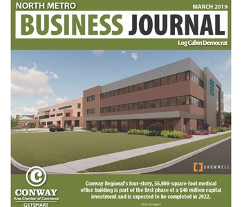 $40 million Conway Regional expansion underway [North Metro Business Journal]