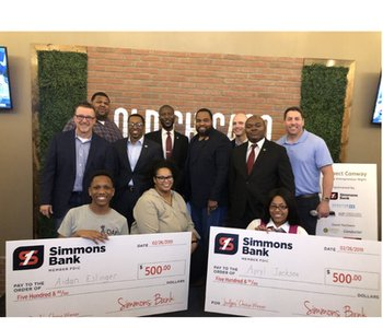 Event connects Conway-area minority entrepreneurs, awards prizes to best business idea