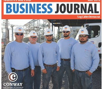 Conway Corp celebrates 90 years of serving Conway [North Metro Business Journal]