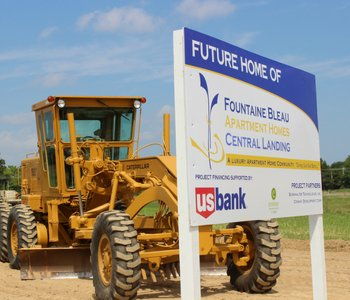 First land sale announced for Central Landing development