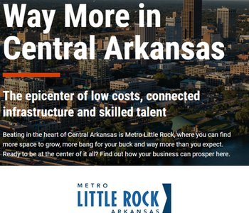 Metro Little Rock Alliance launches new website