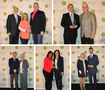 Honorees named for second annual healthcare awards