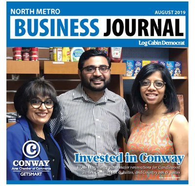 "SPAN Hospitality: ""Invested in Conway"" [North Metro Business Journal]"
