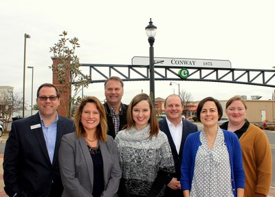 New Board Members and Board Chair - Conway Area Chamber of Commerce