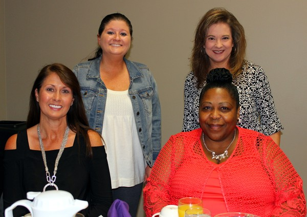 2017 Administrative Professionals Awards - Conway Area Chamber of Commerce, Conway, Arkansas