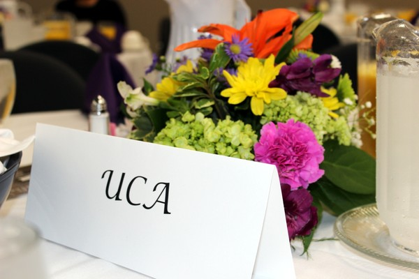 2017 Administrative Professionals Awards at UCA's Brewer-Hegeman Conference Center - Conway Area Chamber of Commerce, Conway, Arkansas