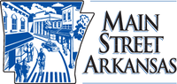 Main Street Arkansas logo
