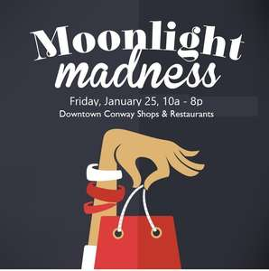 Downtown Conway Moonlight Madness