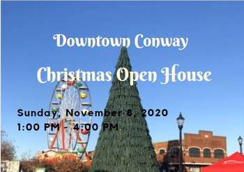 Downtown Conway Christmas Open House